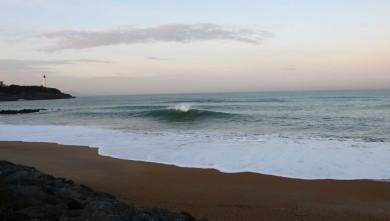 Surf report FR, Anglet Surf Club (64) du 2015-12-16 09:00:00