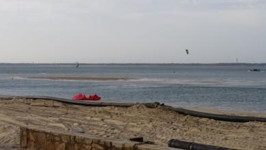 wind report FR, Arcachon - Les Arbousiers (33) du 2015-12-17 14:00:00