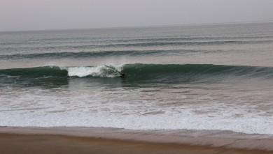 Surf report FR, Anglet Surf Club (64) du 2015-12-19 10:00:00