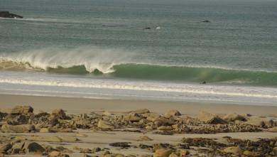Surf report FR, La Mauvaise Grève (29) du 2015-12-26 09:00:00