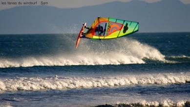 Wind report FR, Port-la-Nouvelle - Plage Nord (11) du 2016-01-11 18:00:00