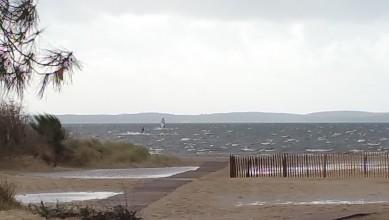 Wind report FR, Hourtin Océan - Plage Sud (33)