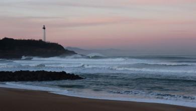 Surf report FR, Anglet VVF (64) du 2016-01-21 09:00:00