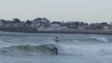Surf report FR, St Gilles-Croix-de-Vie (85)