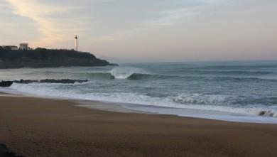 Surf report FR, Anglet VVF (64) du 2016-01-27 09:00:00
