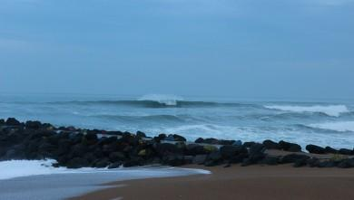 Surf report FR, Anglet Sables d'Or (64) du 2016-01-28 09:00:00