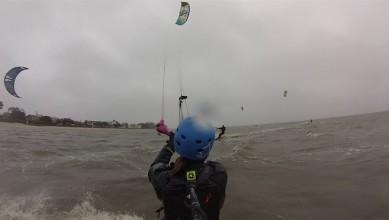 wind report FR, Andernos - Le Betey (33) du 2016-01-31 09:00:00