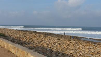 wave report MA, La Bobine (MA) du 2016-02-03 15:00:00