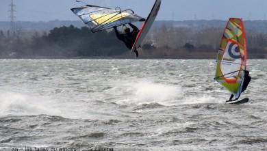 wind report FR, Le Barcarès - Cap Coudalère  (66) du 2016-02-07 18:00:00