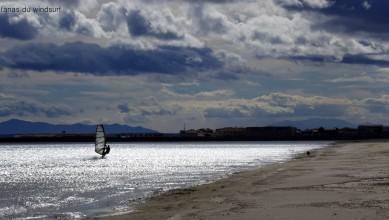 Wind report FR, Port-la-Nouvelle - Plage Nord (11) du 2016-02-23 19:00:00