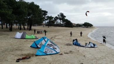 wind report FR, Andernos - Le Betey (33) du 2016-02-23 15:00:00
