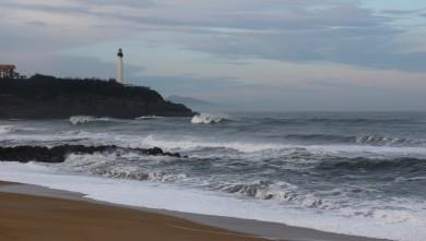 wave report FR, Anglet Sables d'Or (64) du 2016-02-24 09:00:00