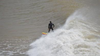 Surf report MA, Sidi Kaouki - La Grotte (MA) du 2016-02-19 14:00:00