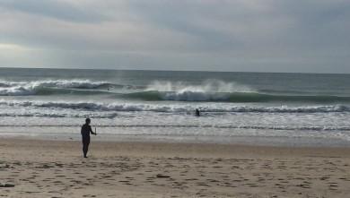 surf report FR, Lacanau Océan - Le Lion (33)