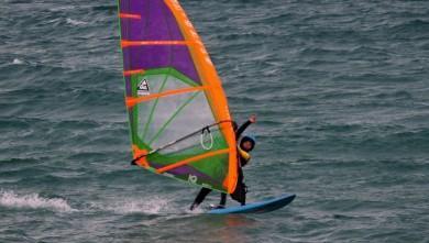 Wind report FR, Canet Sud - Pont des Basses (66)