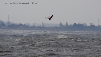 Wind report FR, Le Barcarès - Cap Coudalère  (66) du 2016-02-29 17:00:00