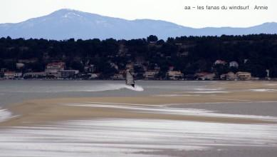 Wind report FR, Leucate - Les Coussoules (11) du 2016-03-02 18:00:00