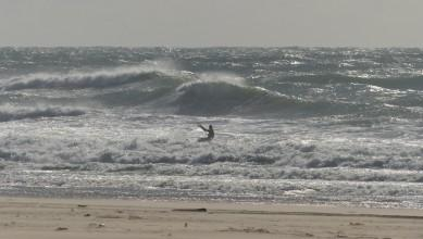 Wind report FR, La Salie (33)