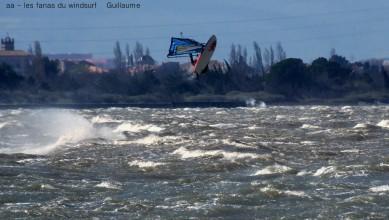 Wind report FR, Le Barcarès - Cap Coudalère  (66) du 2016-03-08 16:00:00
