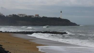 Surf report FR, Anglet Sables d'Or (64) du 2016-03-11 09:00:00