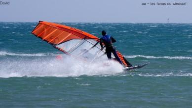 Wind report FR, Port-la-Nouvelle - Plage Nord (11) du 2016-03-12 19:00:00