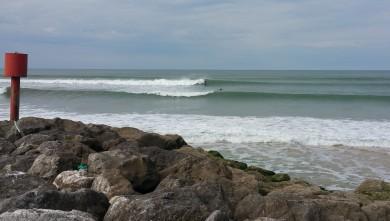 Surf report FR, Mimizan - Plage du Courant (40)