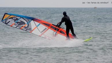 Wind report FR, Port-la-Nouvelle - Plage Nord (11) du 2016-03-25 18:00:00