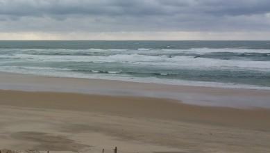 Wind report FR, Biscarrosse Plage (40) du 2016-03-31 17:00:00