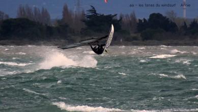 Wind report FR, Le Barcarès - Cap Coudalère  (66) du 2016-03-31 20:00:00