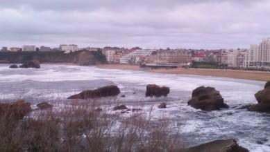Surf report FR, Biarritz - Grande Plage (64) du 2016-04-09 15:00:00