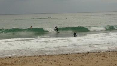 Surf report FR, Bidart Centre (64)