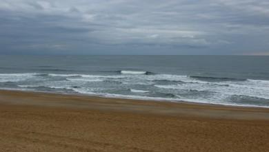 Surf report FR, Anglet Surf Club (64) du 2016-04-18 09:00:00