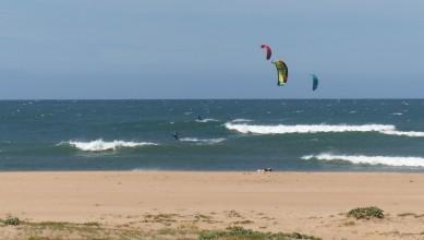 Wind report MA, Oued Merzeg (MA) du 2016-04-19 14:00:00