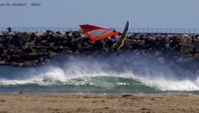Wind report FR, Port-la-Nouvelle - Plage Nord (11) du 2016-04-25 18:00:00