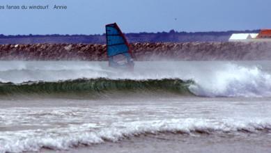 Wind report FR, Port-la-Nouvelle - Plage Nord (11) du 2016-04-26 17:00:00