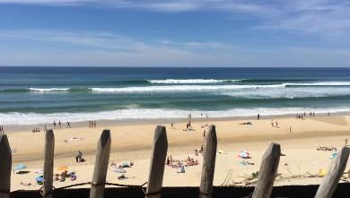 wave report FR, Biscarrosse Plage (40) du 2016-05-05 14:00:00