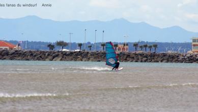 wind report FR, Port-la-Nouvelle - Plage Nord (11) du 2016-05-13 17:00:00