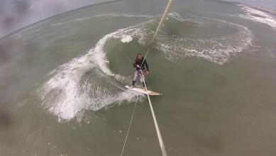 Wind report FR, L'Espiguette (30)