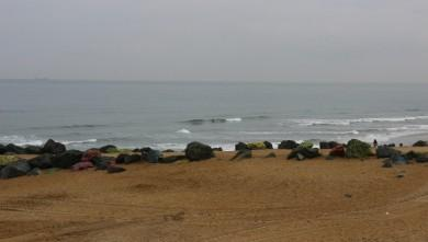 Surf report FR, Anglet Sables d'Or (64) du 2016-05-17 09:00:00