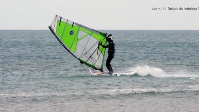 wind report FR, Port-la-Nouvelle - Plage Nord (11) du 2016-05-31 15:00:00