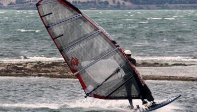 Wind report FR, Le Barcarès - Cap Coudalère  (66) du 2016-06-12 19:00:00