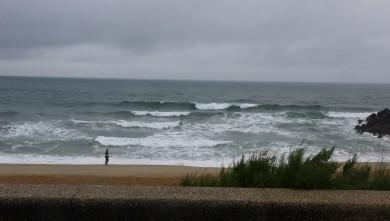 Surf report FR, Anglet Surf Club (64) du 2016-06-13 10:00:00