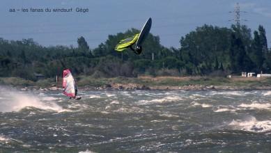 Wind report FR, Le Barcarès - Cap Coudalère  (66) du 2016-06-19 18:00:00