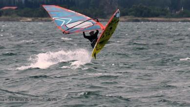 Wind report FR, Le Barcarès - Cap Coudalère  (66) du 2016-07-02 17:00:00