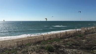 Wind report FR, Biscarrosse Plage (40) du 2016-07-06 19:00:00