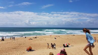 Surf report FR, Hossegor - La Gravière (40) du 2016-07-12 15:00:00