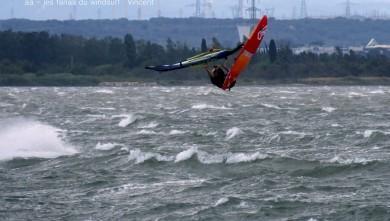 Wind report FR, Le Barcarès - Cap Coudalère  (66) du 2016-07-14 19:00:00