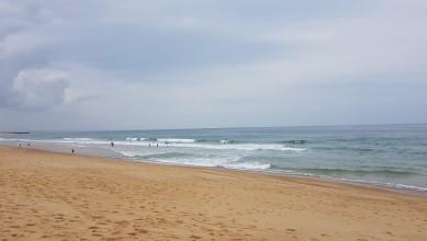 Surf report FR, Hossegor - La Gravière (40) du 2016-07-21 10:00:00