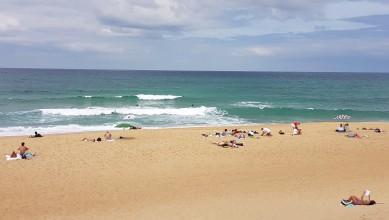 Surf report FR, Hossegor - La Gravière (40) du 2016-07-27 13:00:00