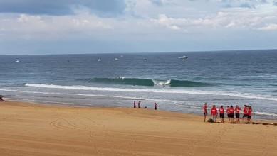 Surf report FR, Hossegor - La Gravière (40) du 2016-08-01 08:00:00